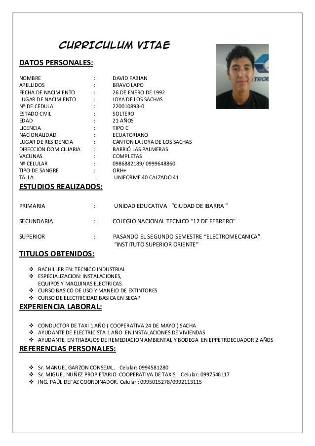 Curriculum Vitae Ds 174 Seamo Official Org