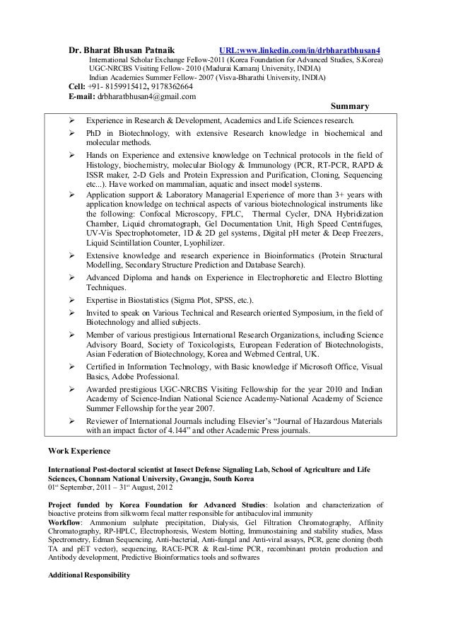 Dr. Bharat Bhusan Patnaik                       URL:www.linkedin.com/in/drbharatbhusan4            International Scholar E...