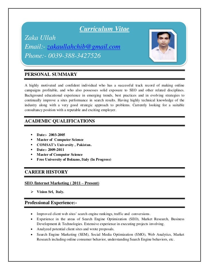 ... resume template open resume templates curriculum vitae latex templates