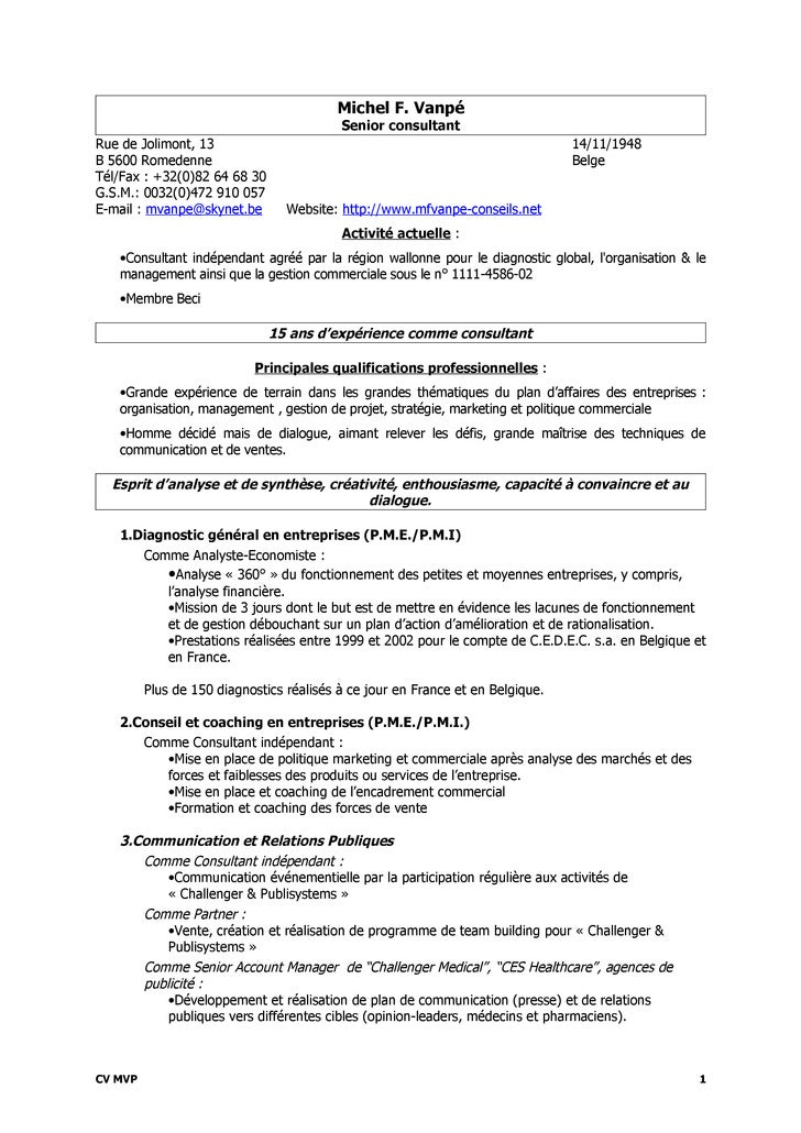 resume format  modele de cv gratuit delegue medical