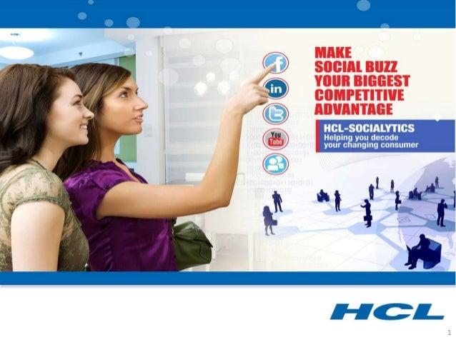Sample Social media analysis/Report