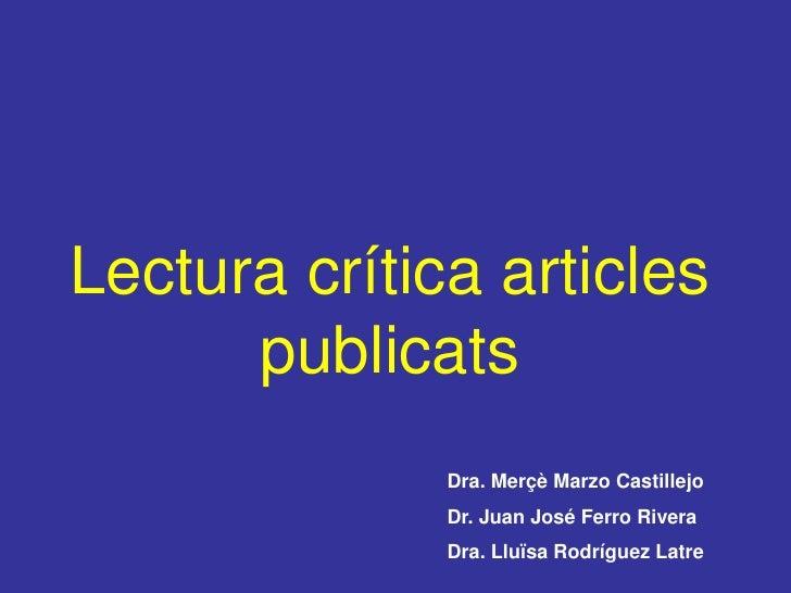 Curs grade  juanjo- teoria lectura crítica i presentació casos