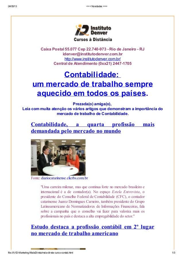 SUCESSO PROFISSIONAL EM CONTABILIDADE