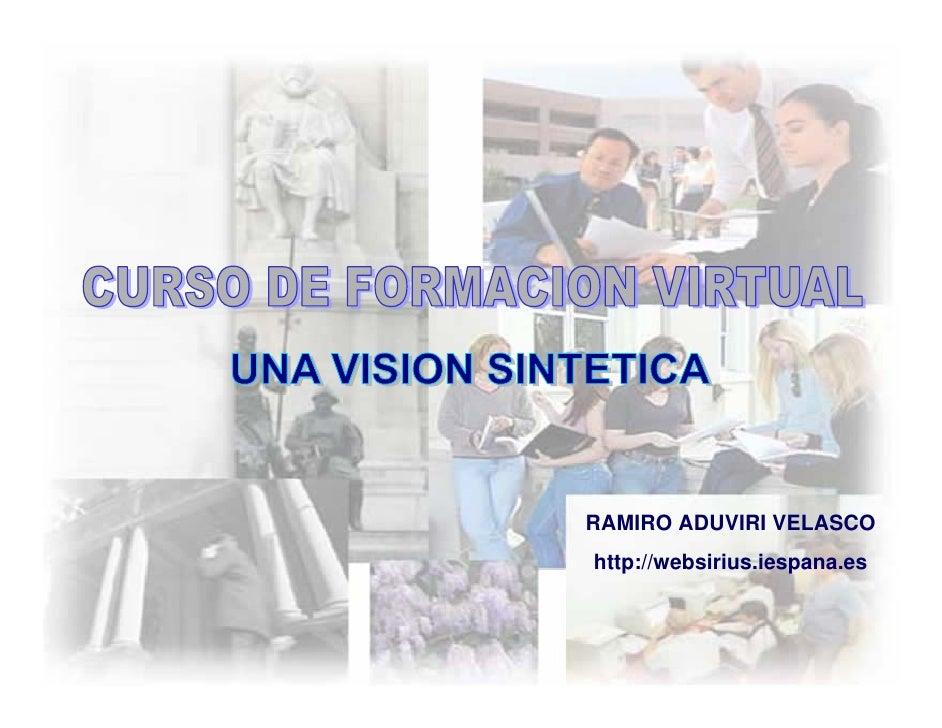 RAMIRO ADUVIRI VELASCO http://websirius.iespana.es