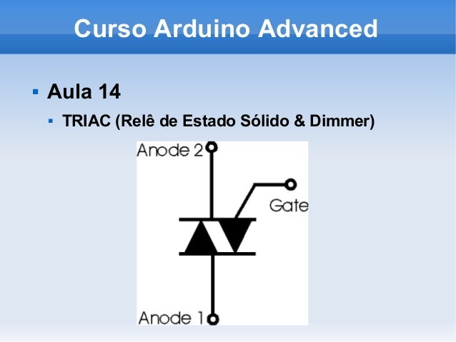 Curso arduino advanced   aula 14