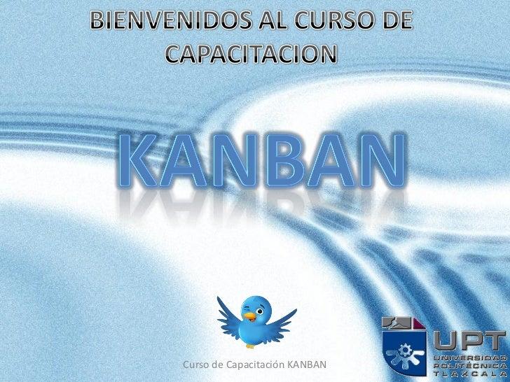 Curso capacitacion de kanban