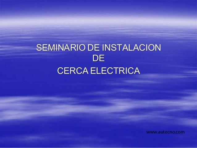 Curso de cercas electricas-cercas yonusa-mexico-merida-cancun-campeche