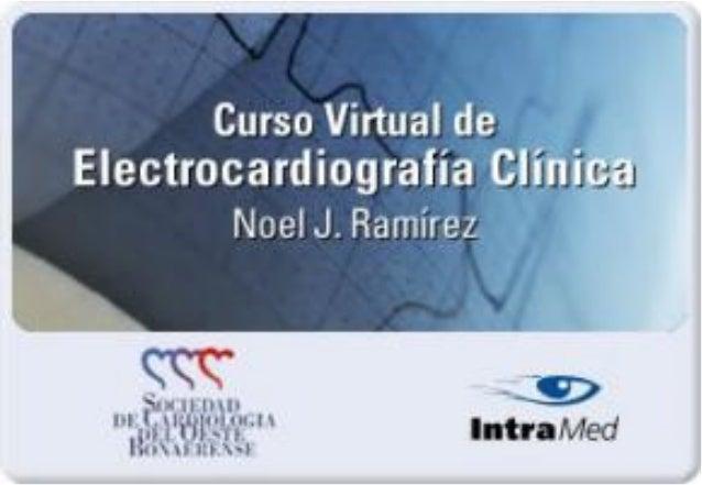 Curso de Electrocardiografia Clinica