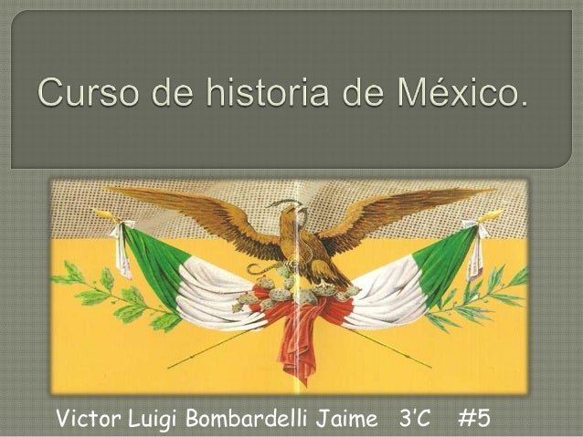 Victor Luigi Bombardelli Jaime 3'C #5