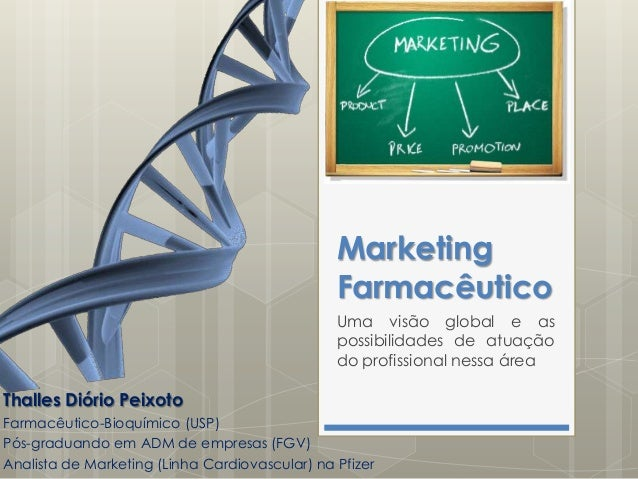 Curso de Marketing Farmacêutico (SUPFAB 2013) - USP