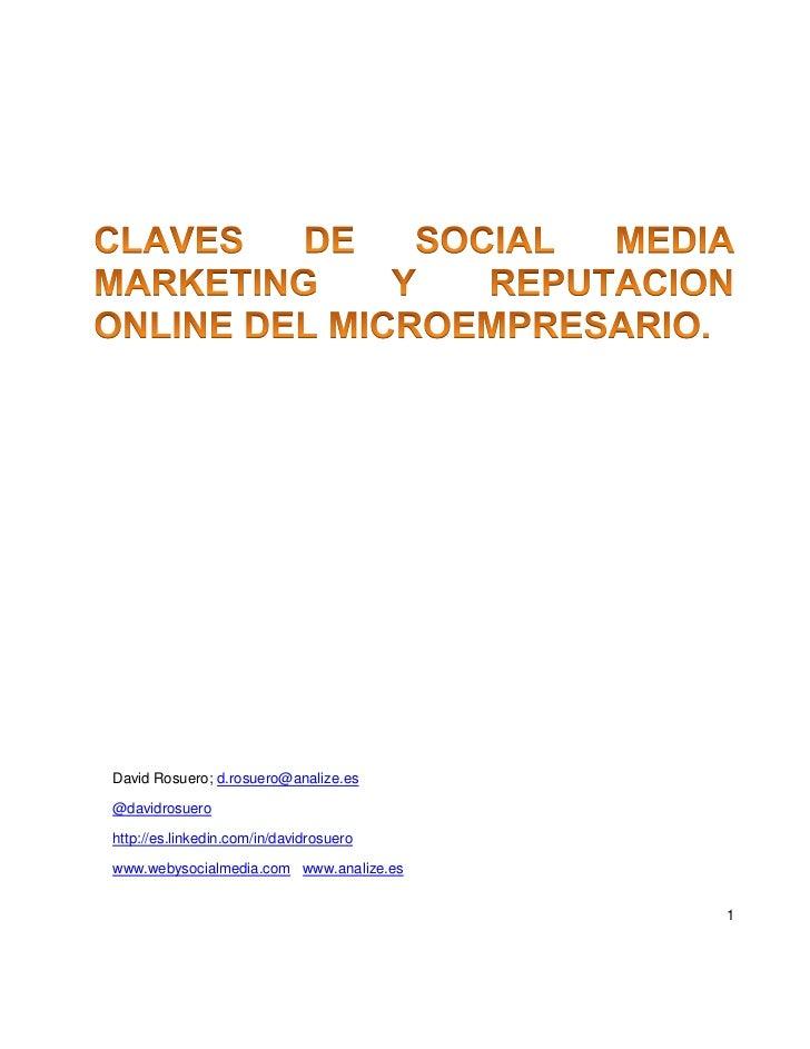David Rosuero; d.rosuero@analize.es@davidrosuerohttp://es.linkedin.com/in/davidrosuerowww.webysocialmedia.com www.analize....