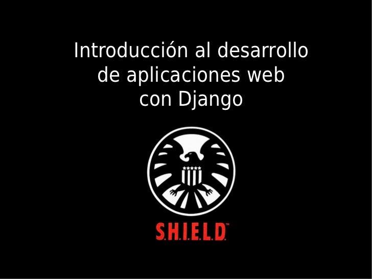 Taller de introducción al desarrollo web con Django
