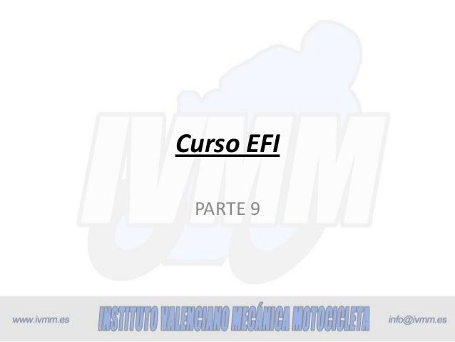 Curso EFI PARTE 9