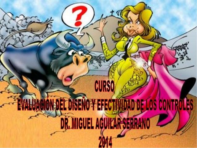 IDENTIFICAR Y DOCUMENTAR TODAS LAS ACTIVIDADES DE CONTROL EXISTENTES EN LA COMPAÑÍA ACTUALMENTE Y QUE MITIGAN LOS RIESGOS ...