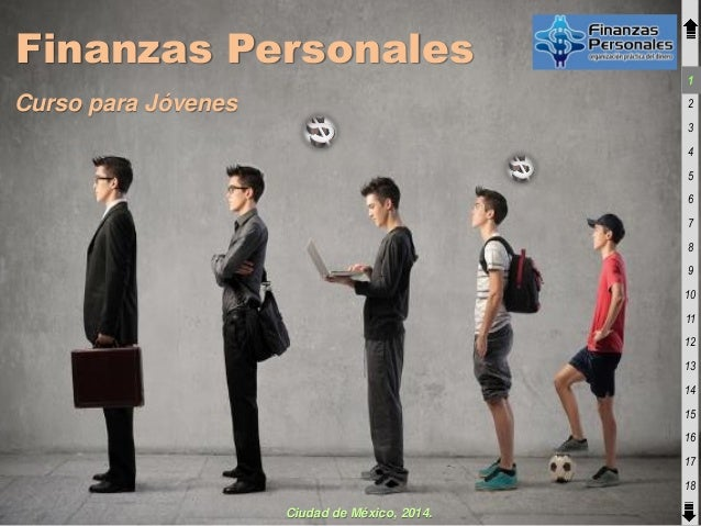 Curso finanzas personales jóvenes 2014