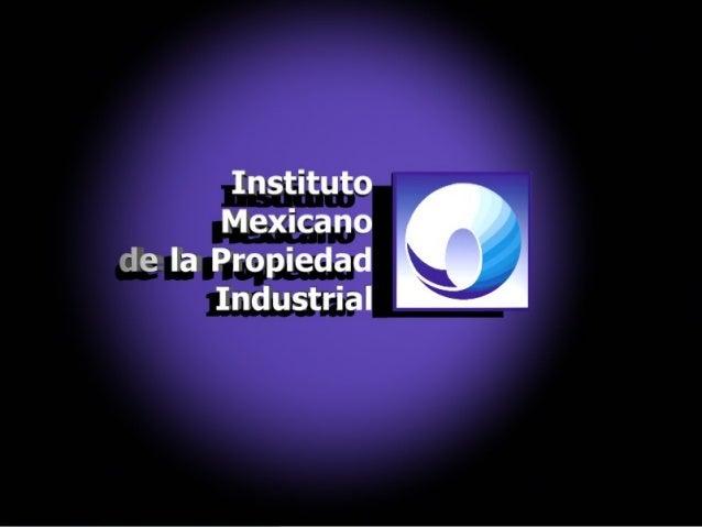 Curso general de propiedad industrial coparmex nov 11