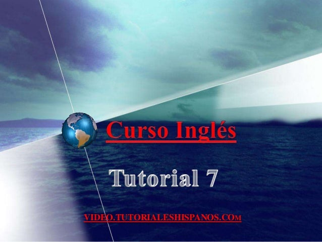 VIDEO.TUTORIALESHISPANOS.COM