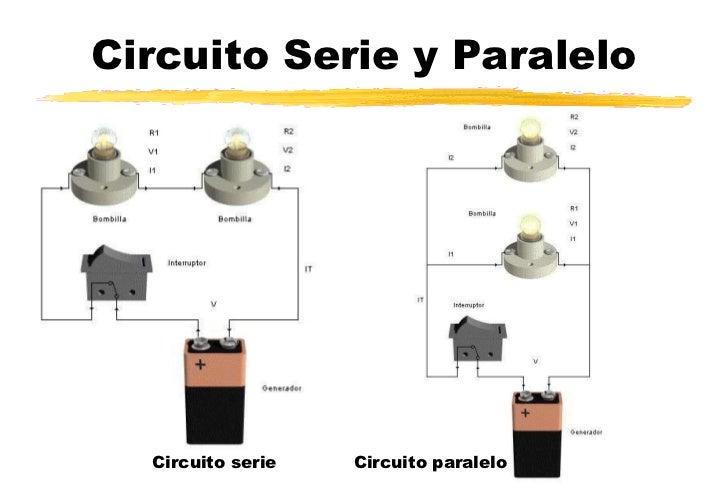 Circuito Seri E Paralelo : Curso instalaciones domiciliarias