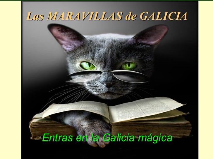Las MARAVILLAS de GALICIA