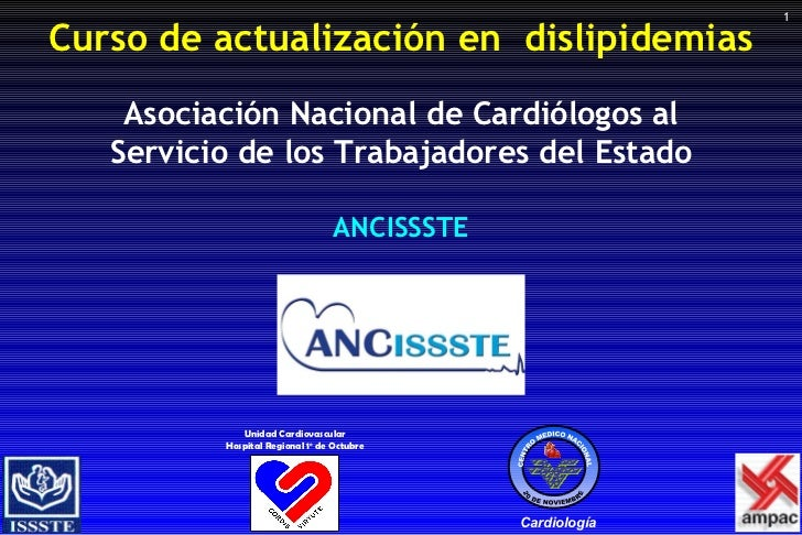 Cardiología y Dislipidemias IPN ESM