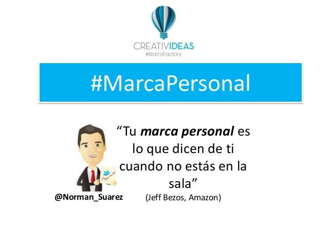 Marca personal 2.0