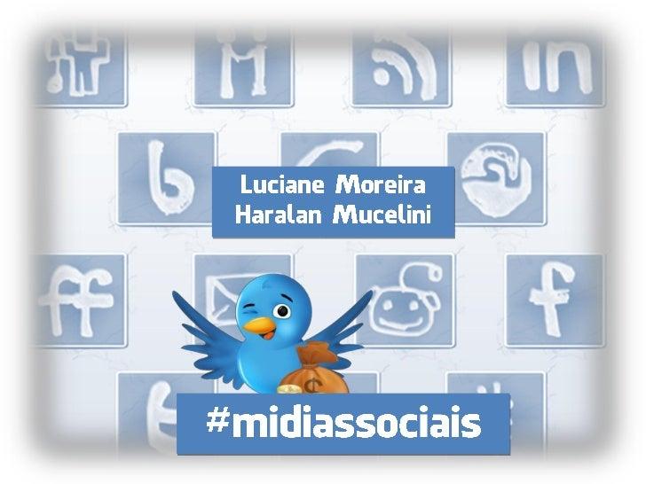 Redes sociais são ambientes cujo foco é reunir pessoas, oschamados membros, que podem expor seu perfil com dados efotos pe...