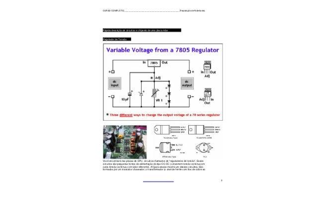 CURSO COMPLETO______________________________________________Reparação de NotebooksRápida descrição de circuitos e chipsets...