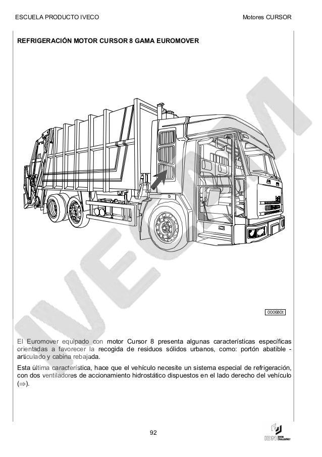 camiones iveco cursor