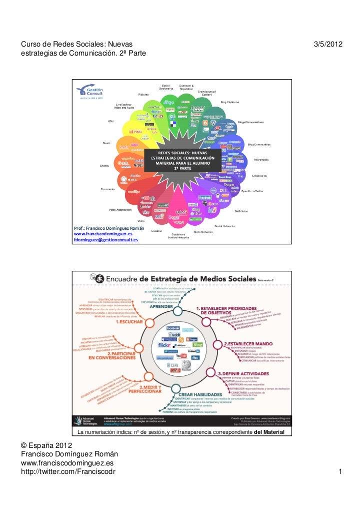 Curso redes sociales nuevas estrategias de comunicación material para el alumno 2da parte