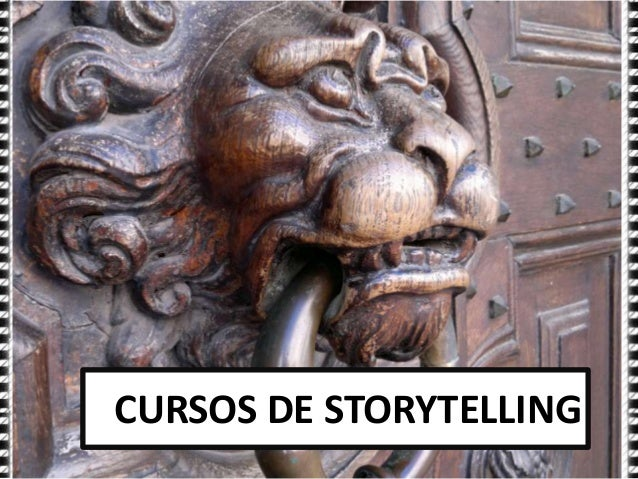 CURSOS DE STORYTELLING