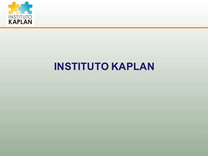 Slides da Palestra sobre Sexualidade - Instituto Kaplan