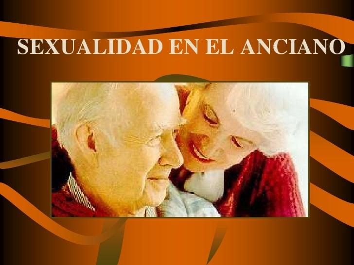 Curso Sexualidad Ancianos