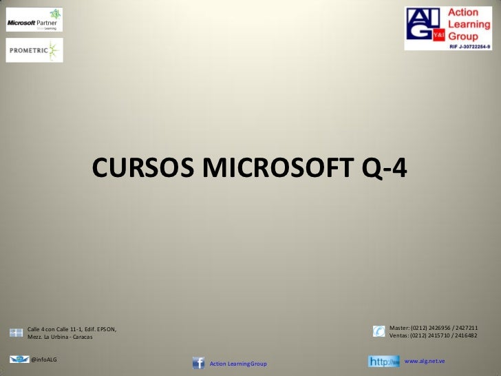 Soluciones Educativas Microsoft 4to. Trimestre 2012