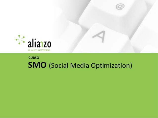 SMO (Social Media Optimization) CURSO