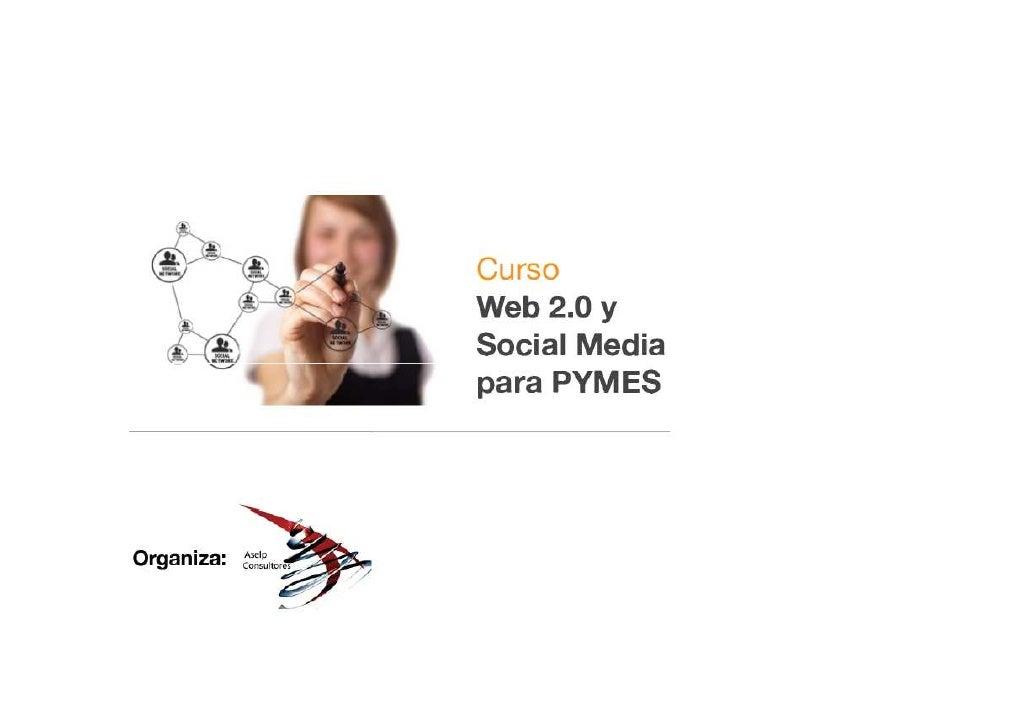 Curso Social Media 2ªEdicion 2012 Modificado