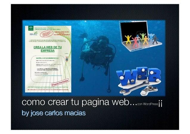 General                            Web                                                 Redes Sociales               Sobre ...