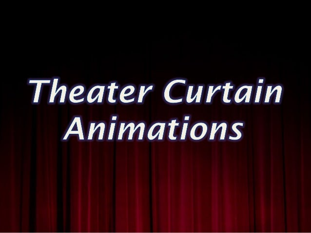 Curtainanimations