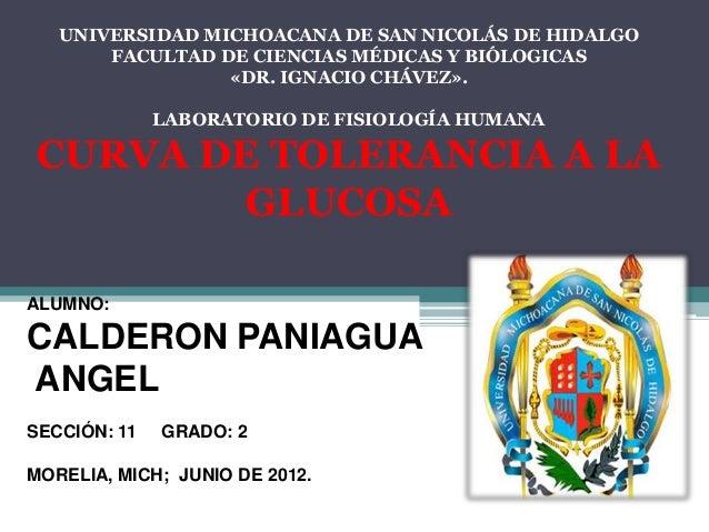 UNIVERSIDAD MICHOACANA DE SAN NICOLÁS DE HIDALGO       FACULTAD DE CIENCIAS MÉDICAS Y BIÓLOGICAS                 «DR. IGNA...