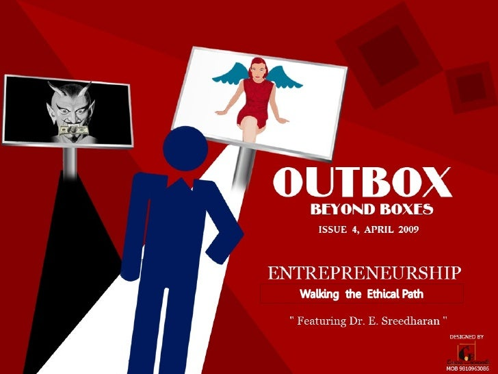 """""""Outbox"""" Fourth Edition"""