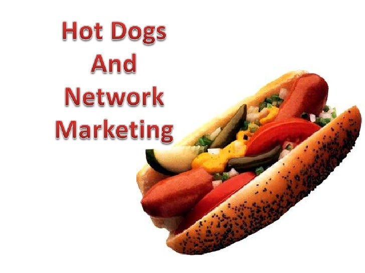 See the difference between putting your emphasis on the solution/product/hotdog,                        vs.