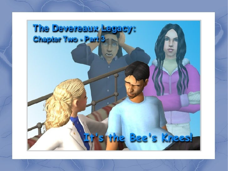 Hello. Once again, thank you so much for reading The Devereaux Legacy! As you can see, while I am still struggling with Ph...
