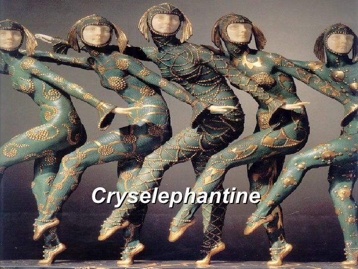Chryselephantine