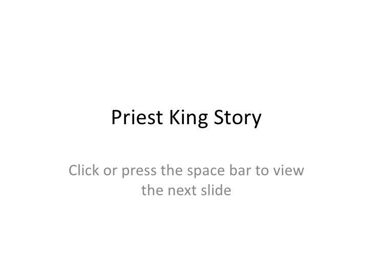 Priest Man Story