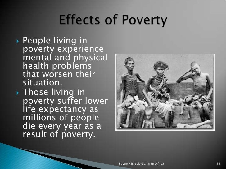 why do so many live in poverty Many people living in poverty simply do not have enough money to buy food due to factors like having children at a very young age, hiv/aids, natural disasters and lack of opportunities for income biofuel production.