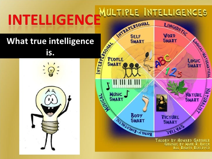 What true intelligence is.