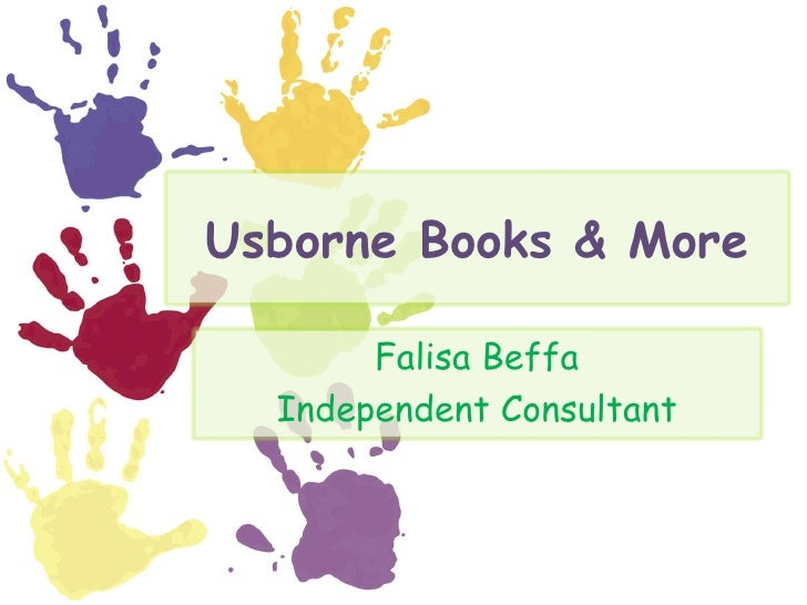 Usborne Books & More Presentation