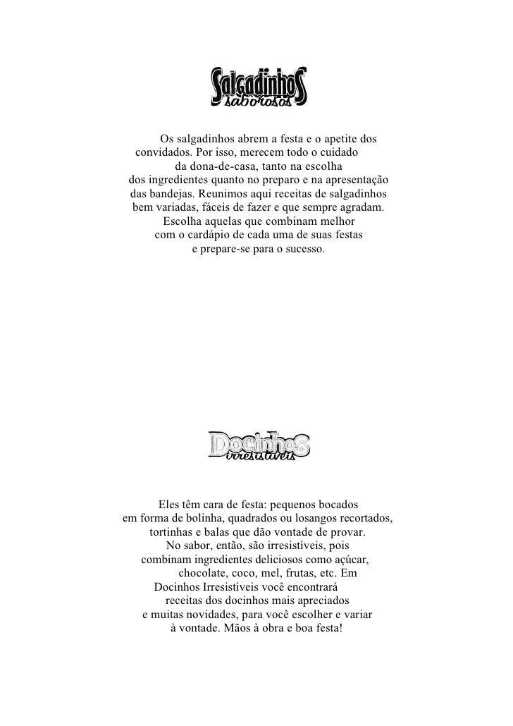Cusersgabydocumentsreceita livrodereceitasdesalgadinhosedocinhos-090819192339-phpapp01