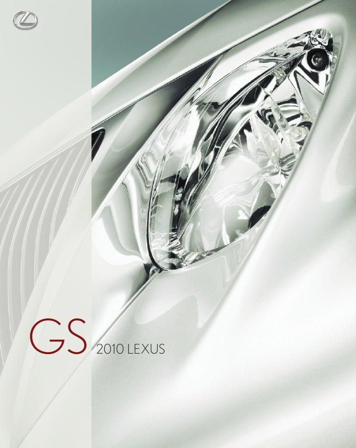 GS   2010 LEXUS