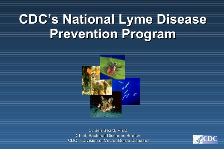 CDC's National Lyme Disease Prevention Program