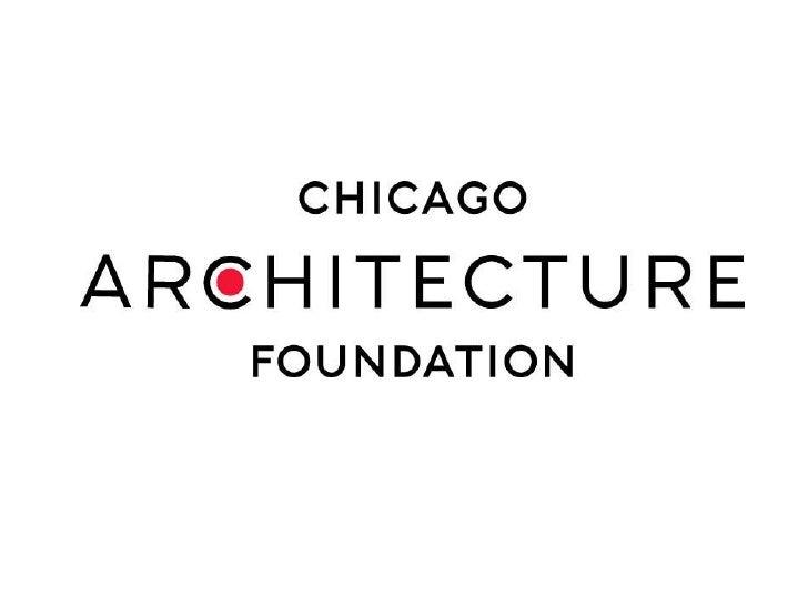 Chicago Architecture Foundation - Around Chicago in 85 Tours
